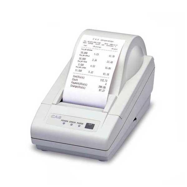 drukarki termiczne - wagi CAS